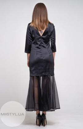 Платье Mira Mia 19k6072 Черный
