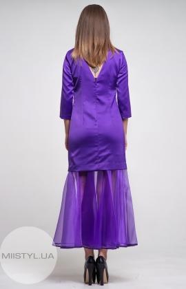 Платье Mira Mia 19k6072 Фиолетовый