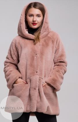 Пальто Barbara Aluisi 05AI19 Пудра