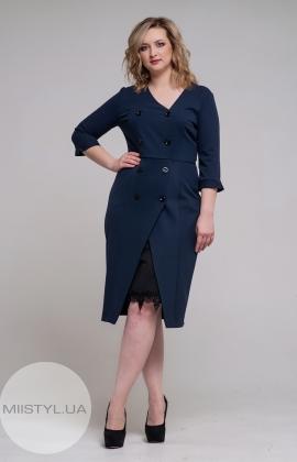 Платье Lady Morgana 5748 Темно-синий