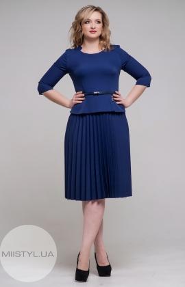 Платье Lady Morgana 5678 Индиго