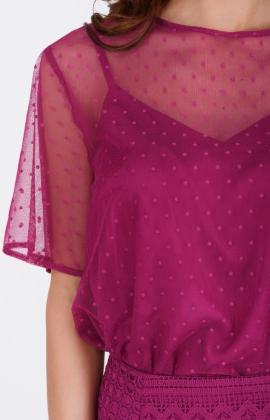 Блуза RM1969-19VB Фуксия