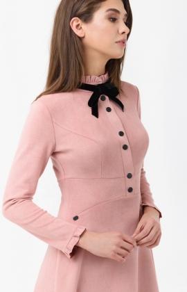 Платье RM1878-18DD Розовый