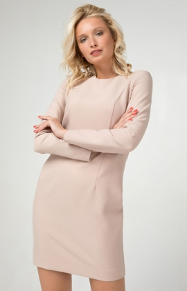 Платье RMD2027-19DD Бежевый
