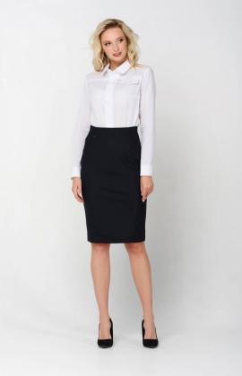 Блуза RM1309-19DB Белый
