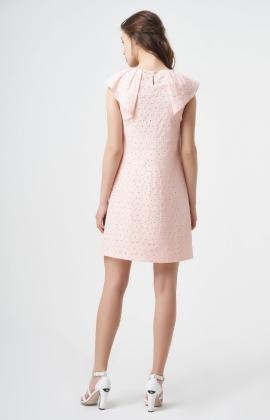 Платье Rica Mare RM1690-17DD Розовый
