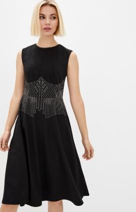Платье RM2275-20VC Черный