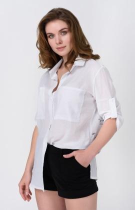 Блуза RMD1295-19DB Белый