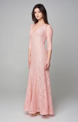 Платье Rica Mare RM1667-17VP Розовый
