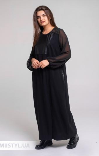 Платье Mira Mia 219608 Черный