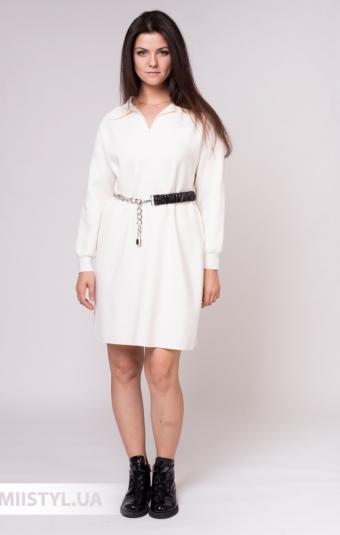 Платье Lara 96650 Молочный
