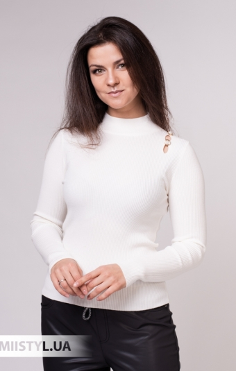 Джемпер Lara 03037 Белый