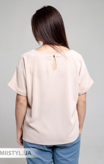 Блуза Pretty Lolita 12672 Бежевый