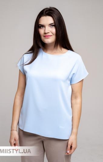 Блуза Merkur 0296038 Светло-голубой