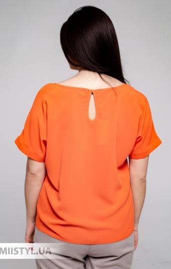 Блуза Pretty Lolita 12672 Оранжевый
