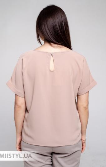 Блуза Pretty Lolita 12672 Темно-бежевый