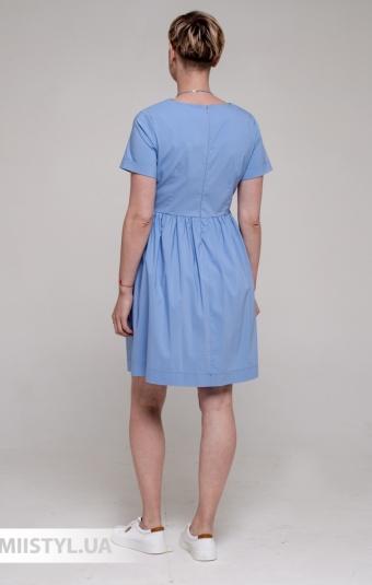 Платье F&K 3041 Голубой
