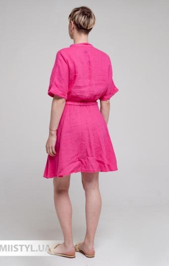 Платье Betty & Co G1106 Малиновый