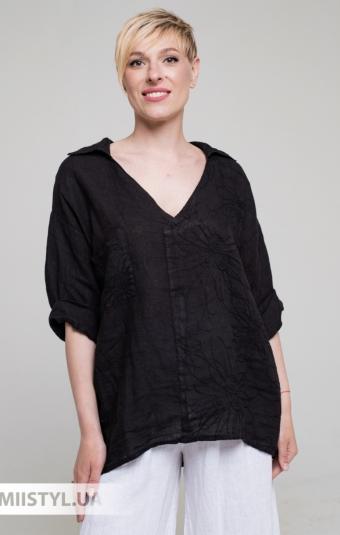 Блуза Miss Cocco 6099 Черный