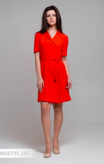 Платье Mira Mia Y206027 Оранжевый