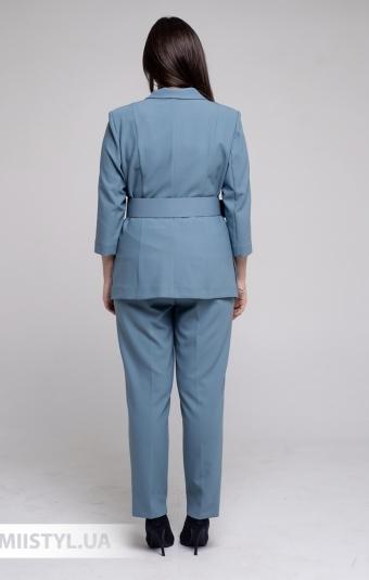 Костюм Merkur 105-81000 Серый/Голубой