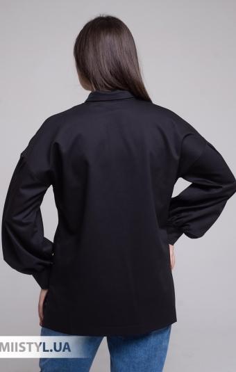 Блуза Nikolo Polini 3118 Черный