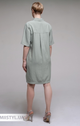 Платье DZYN 9066 Хаки