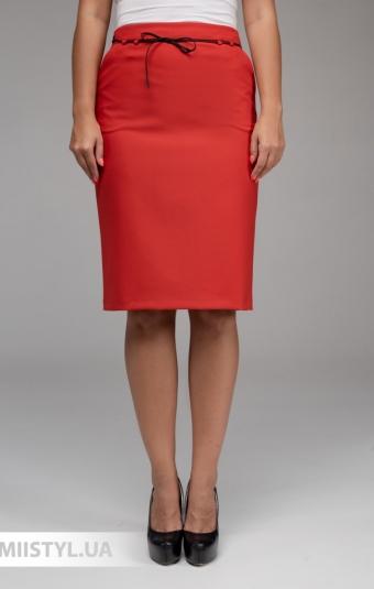 Юбка Sisline 3803 Красный