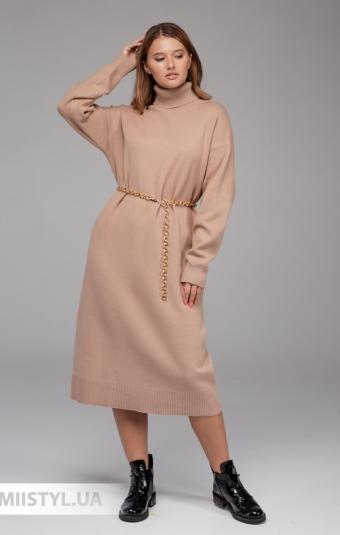 Платье Lara 2113 Кемел