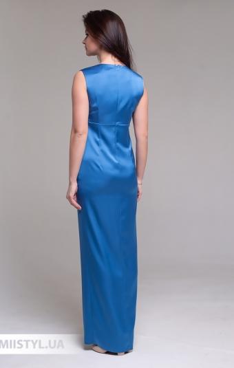 Платье F&K 3487 Индиго