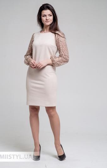 Платье GrimPol 2029 Молочный