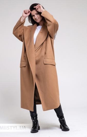 Пальто Imperial KG26ATO Кемел