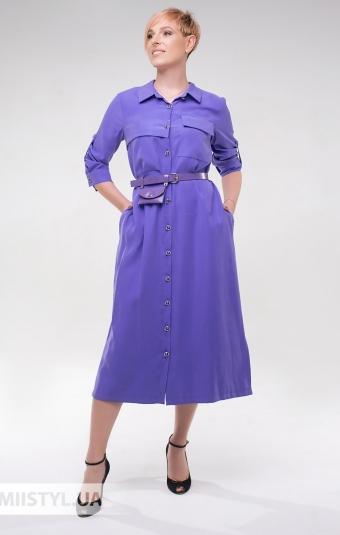 Платье DZYN 9065 Сиреневый