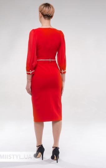 Платье Effective 12030 Красный