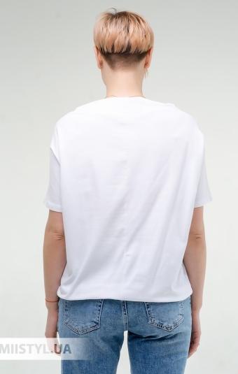Футболка Giocco 5918 Белый/Принт