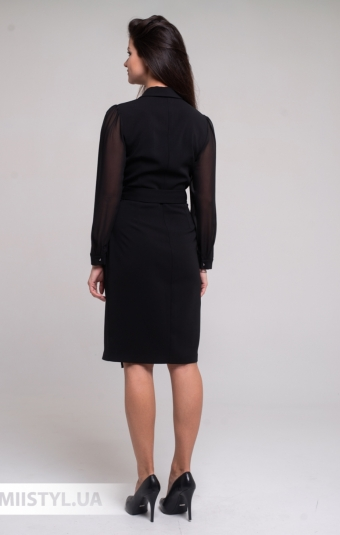 Платье Merkur 06911100 Черный