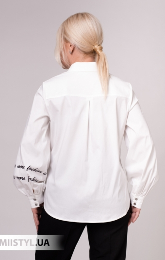 Блуза Merkur 0235152 Молочный