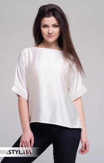 Блуза J&J 0218 Молочный