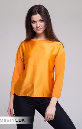 Блуза J&J 0217 Оранжевый