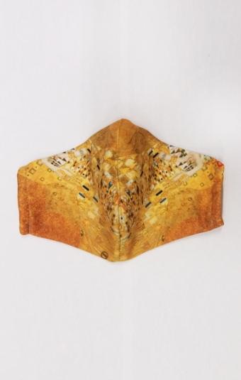 Маска Rica Mare Принт Золотая Адель, Густав Климт, ,