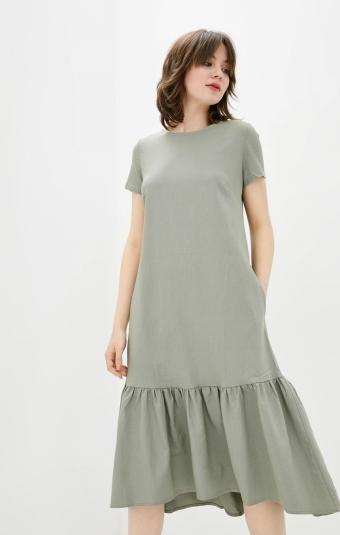 Платье RM2299-21DD Хаки