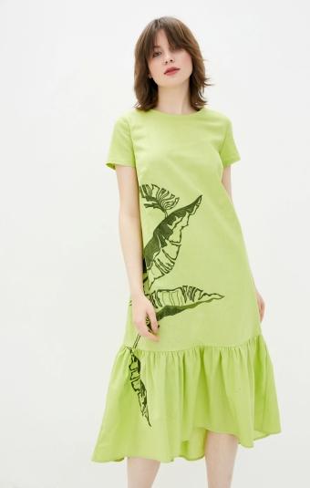 Платье RMD2309-21DD Лайм