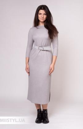 Платье La Luce 22KLE78 Серый