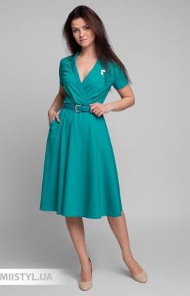 Платье Lady Morgana 5028 Зеленый
