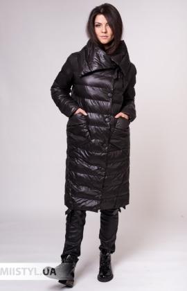 Пальто Maddis Алита Черный