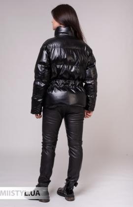 Куртка Maddis Микки Черный/Кожа
