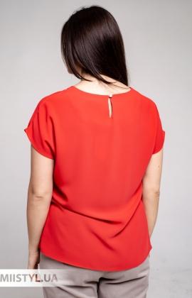 Блуза Merkur 0296038 Красный