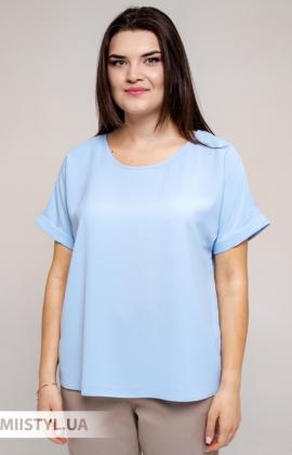 Блуза Pretty Lolita 12672 Голубой
