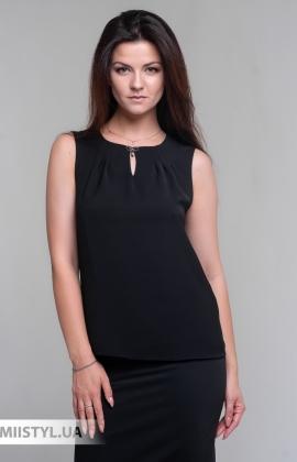 Блуза Seul 51026 Черный