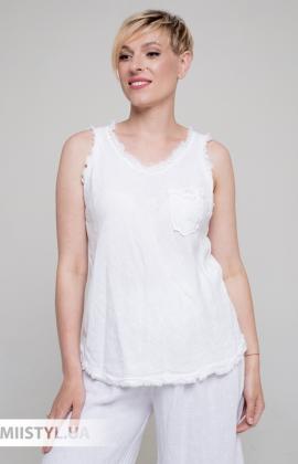 Майка Miss Cocco 1526 Белый